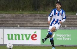HLV Heerenveen tin Văn Hậu đủ sức cạnh tranh suất đá chính