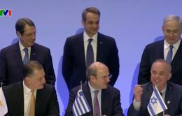 Israel, Hy Lạp và Cyprus ký thỏa thuận đường ống dẫn khí EastMed
