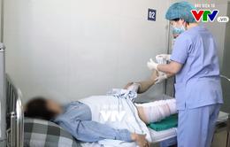Thêm một nạn nhân bị hoại tử da sau khi hút mỡ tại Thẩm mỹ viện Việt Hàn