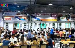 Nhiều quán nhậu tại TP.HCM tung chiêu giữ khách sau Nghị định 100