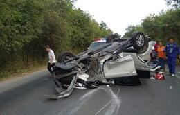 Thái Lan ghi nhận hơn 3.000 vụ tai nạn giao thông dịp Tết Dương lịch