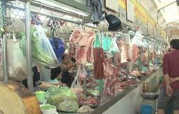 Giá thịt lợn trên thị trường tiếp tục giảm rõ rệt