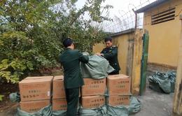 Lào Cai bắt giữ hơn 600 kg pháo vận chuyển qua biên giới