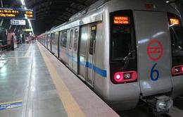 Ấn Độ cung cấp wifi miễn phí trên tàu điện ngầm