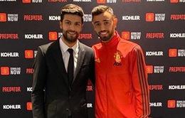 CHÍNH THỨC: Man Utd hoàn tất hợp đồng với Bruno Fernandes