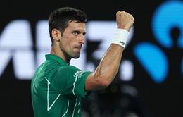 Federer 0-3 (6/7, 4/6, 3/6) Djokovic: Nhà ĐKVĐ Novak Djokovic tiến vào chung kết Australia mở rộng 2020