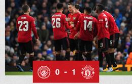 Man City giành quyền vào chung kết Cúp Liên đoàn Anh