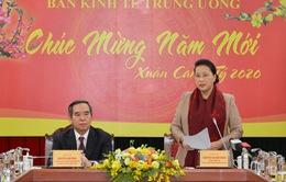 Ban Kinh tế Trung ương cần có tiếng nói mạnh mẽ trong việc tham mưu hoàn thiện thể chế kinh tế