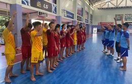 """ĐT Futsal Việt Nam chốt """"quân xanh"""" trong đợt tập huấn tại Tây Ban Nha"""