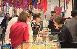 Lượng vàng giao dịch dự kiến tăng 20% trong ngày Thần Tài