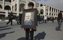 Cộng đồng quốc tế kêu gọi Mỹ -  Iran kiềm chế