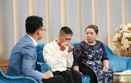 Xót xa trước hoàn cảnh cặp đôi sợ con ngại với bạn bè vì ba mẹ khuyết tật
