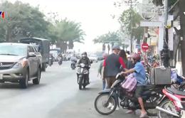 Đà Nẵng: Việc chiếm dụng vỉa hè làm nơi buôn bán liên tục tái diễn