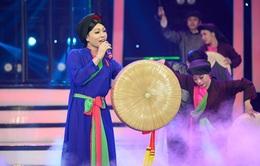 Gương mặt thân quen 2019: Thí sinh hát quan họ cao vút, Kim Tử Long lập tức cho ngay điểm tuyệt đối