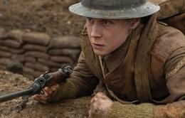 """Quả cầu vàng 2020: """"1917"""" ẵm giải Phim chính kịch xuất sắc nhất"""