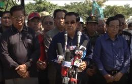 Campuchia công bố nguyên nhân gây sập tòa nhà 7 tầng