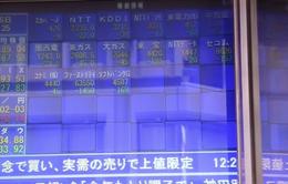 Sàn chứng khoán Tokyo mở cửa đầu năm