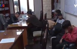 Bắt nhóm thanh niên quậy phá bằng xe mô tô ở Đà Lạt