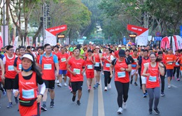 Khởi động mùa thứ 4 Giải Marathon Quốc tế TP Hồ Chí Minh 2020