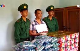 Kon Tum: Tăng cường kiểm soát buôn bán pháo qua biên giới