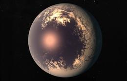 Phát hiện hành tinh có hình dạng... nhãn cầu?