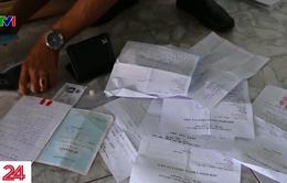 Bình Phước: Triệt phá đường dây hoạt động tín dụng đen