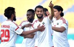 """""""Thế hệ vàng thứ 2"""" của bóng đá UAE là đối thủ đầu tiên của U23 Việt Nam tại U23 châu Á 2020"""