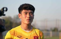 VCK U23 châu Á 2020: Tấn Sinh đặt quyết tâm cao cùng U23 Việt Nam trong từng trận đấu