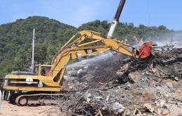 Campuchia bắt giữ các đối tượng chịu trách nhiệm về công trình bị sập ở Kep