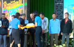 Lãnh đạo tỉnh Thừa Thiên - Huế gặp mặt nghiệp đoàn xích lô