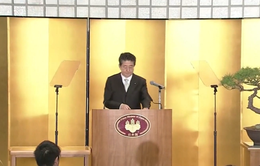 Nhật Bản củng cố hợp tác vì an ninh ở Đông Á