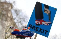 Ngành tài chính Anh nộp thuế kỷ lục vì Brexit