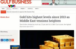Nguy cơ kinh tế từ căng thẳng mới tại Trung Đông