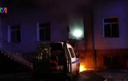 Ba Lan: Cháy bệnh viện, 26 người thương vong