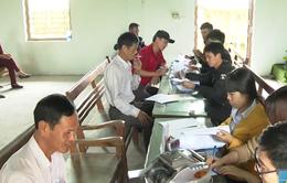 Hàng trăm hộ dân huyện Nam Trực (Nam Định) đã nhận được tiền đền bù