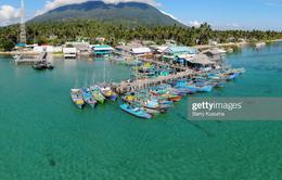 Indonesia sẵn sàng huy động hàng trăm tàu cá đến vùng biển Natuna