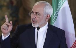 Mỹ từ chối cấp thị thực cho Ngoại trưởng Iran