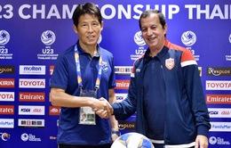 HLV Nishino: U23 Thái Lan hạ quyết tâm vào Olympic Tokyo 2020