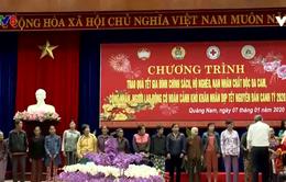 Phó thủ tướng Trương Hòa Bình thăm và làm việc tại Quảng Nam