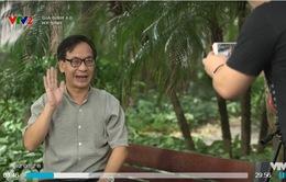 Gia đình 4.0: Anh Sáng (NSƯT Đức Khuê) nghỉ kênh bán hàng online, chị Chiều (DV Thanh Hương) tức giận tuyên bố nuôi chồng