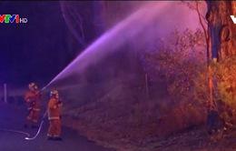 Sự quả cảm và nỗ lực của lực lượng cứu hỏa Australia