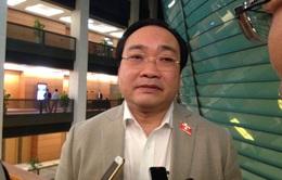 Đề nghị Bộ Chính trị xem xét, thi hành kỷ luật Bí thư Thành ủy Hà Nội Hoàng Trung Hải