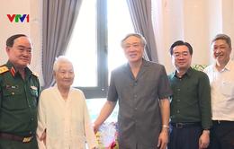 Chánh án TAND tối cao Nguyễn Hòa Bình thăm, chúc Tết tại tỉnh Kiên Giang