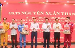 Giám đốc Học viện Chính trị Quốc gia Hồ Chí Minh chúc Tết tại Cà Mau