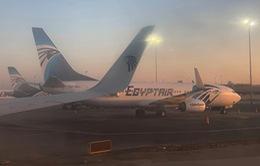 Hãng hàng không Ai Cập dừng chuyến bay tới Iraq