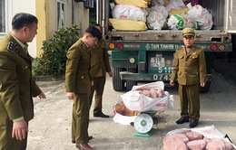 Hà Tĩnh phát hiện gần 1.900 vụ vi phạm về hàng hóa trong năm 2019