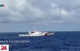 Indonesia điều máy bay chiến đấu đến vùng biển Natuna