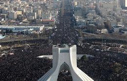 Gia tăng số người thiệt mạng do giẫm đạp tại Iran