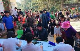 Khám bệnh, cấp phát thuốc miễn phí cho hơn 400 người dân tại Điện Biên