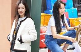 Jung Ryeo Won cảm ơn món quà của cô bạn thân Gong Hyo Jin